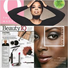 """Mary Kay Global Makeup Artist Luis Casco featured in """"O Magazine"""" - Beauty IQ #mklove #luiscasco"""