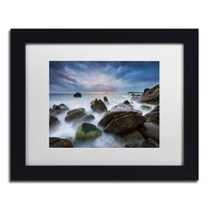 The Ocean Dream by Mathieu Rivrin Matted Framed Photographic Print
