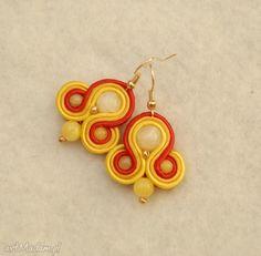 małe kolczyki sutasz . $12 Drop Earrings, Jewelry, Fashion, Moda, Jewlery, Jewerly, Fashion Styles, Schmuck, Drop Earring