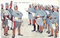 Austria, Austro Hungarian, World War One, Chocolate Box, Caricature, Empire, Baseball Cards, Painting, War