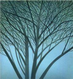 A Tree In Winter - Alex Katz