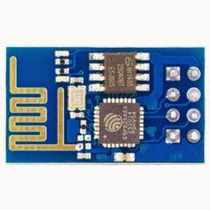 SquixTechBlog: ESP8266 module comparison: ESP-01, ESP-05, ESP-12, ESP-201, Test Board and NodeMCU