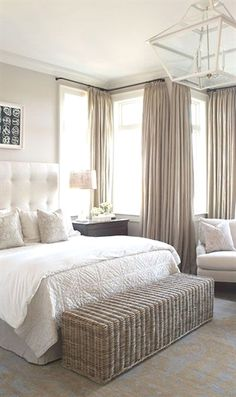 Bedroom color schemes for cream - decoration ideas - cream-modern-master-bedroom-ideas-bedroom-interior-design cream-modern-master-bedroom-ideas-bedroom - Romantic Master Bedroom, Master Bedroom Design, Cozy Bedroom, Beautiful Bedrooms, Home Decor Bedroom, Modern Bedroom, Bedroom Designs, Peaceful Bedroom, Master Bedrooms