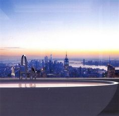 Bathtime at 432 Park Avenue Places Around The World, Around The Worlds, Amazing Photography, Travel Photography, 432 Park Avenue, Drake Hotel, Luxury Penthouse, Waterfront Homes, New York Mets