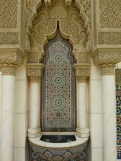 Moroccan Pavilion by waynenorman on Flickr.