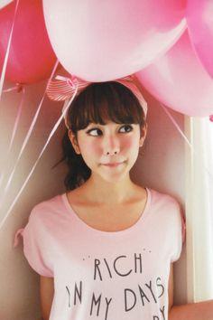 桐谷美玲 (Mirei Kiritani)