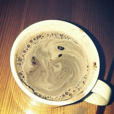 Hot chocolate for cold november day! //