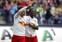 Knapper Heimsieg gegen die SV Ried ⚽ Red Bull Salzburg ⚽ SALZBURG12.at