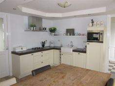Keukens on pinterest met new builds and kitchens - Kleine keuken ...