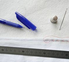 Curso para aprender a coser gratis paso a paso