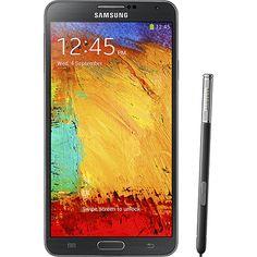 Smartphone Samsung Galaxy Note III Preto, R$ 2.609,10