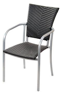 Aluminum Chairs On Aluminum Patio Chair Restaurant Furniture