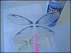 How to make awesome fairy wings Website