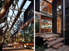 Casa Bajo Pohutukawa / Herbstarchitects Nueva Zelanda