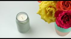 DIY How To Make Candles