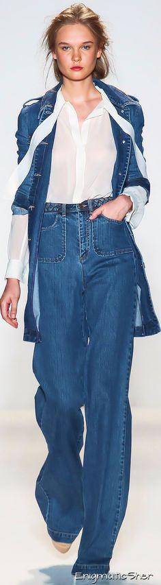 Rachel Zoe Spring 2014 Ready-To-Wear