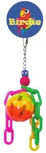 Birdie Medium Ball with Plastic Chains