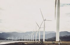 Bangui Windmills just received 5 stars on looloo Ilocos, Windmills, Wind Turbine, Lifestyle, Beautiful, Wind Mills, Windmill