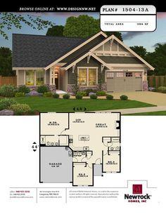 floor plan: 3 bdrms, add bathroom access to storage/linen closet / add basement, poss via garage?