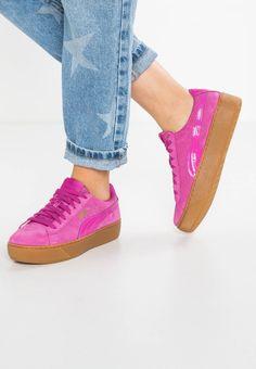 3389899ceaee sneakers I like · Puma. VIKKY PLATFORM - Sneaker low - rose violet.  Sohle Kunststoff. Decksohle