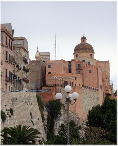 Cagliari | Sardinia - this years holiday destination for Romy