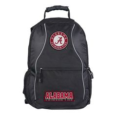 Alabama Crimson Tide Phenom Backpack, Black