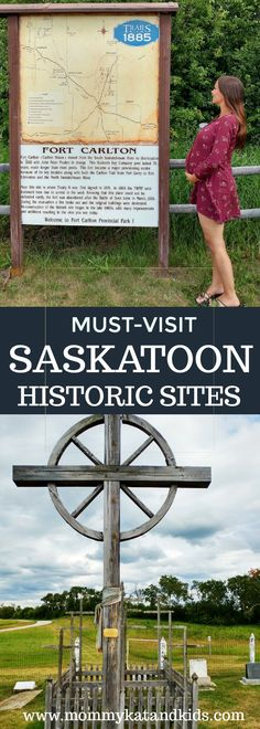 Saskatoon, Saskatchewan has many nearby areas that are rich in Canadian history, so if you're in the area, make sure to stop by these must-visit sites! Learn about the fur trade, the Metis settlements and more. All the attractions are perfect for family t New Travel, Canada Travel, Travel Usa, Family Travel, Travel Tips, Ultimate Travel, Travel Ideas, Family Vacations, Canada Destinations