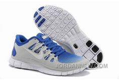 http://www.jordannew.com/nike-free-50-womens-light-grey-royalblue-running-shoes-new-release.html NIKE FREE 5.0 WOMENS LIGHT GREY ROYALBLUE RUNNING SHOES NEW RELEASE Only $47.80 , Free Shipping!