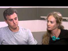 Entrevista Luciano Huck e Angélica Após Acidente Aéreo HD JN - YouTube