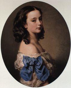 Eugenie by Herman Winterhalter