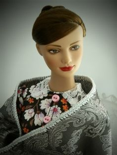 Valentina's Charlotta. #fashion #dolls