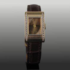 """Boucheron """"Reflet"""" en vente sur lacparis.com #boucheronreflet #swisswatches #auctioneerlacparis.com"""