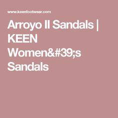 Arroyo II Sandals | KEEN Women's Sandals