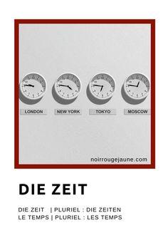 die Zeit | le temps