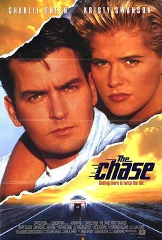 Directed by Adam Rifkin. With Charlie Sheen, Kristy Swanson, Henry Rollins, Josh Mostel. Escaped convict Jack Hammond takes a woman hostage and sets off for the Mexican border with the police hot on his tail. Charlie Sheen, It Movie Cast, Movie Tv, Conan The Barbarian 1982, Chase Movie, Kristy Swanson, 1990s Movies, Movie Market, Nostalgia