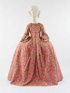 Dress, ca. 1775
