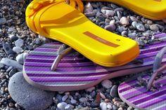 #FlipFlops - Plastic Fantastic! wwwthinkpink-thinkbig.blogspot.com