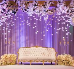 24 Gorgeous Wedding Stage Decoration Ideas & Themes That Will Leave You Speechless! 24 Gorgeous Wedding Stage Decoration Ideas & Themes That Will Leave You Speechless!This Wedding Season Let's Create Magic With Dazzling Indian Wedding Stage, Indian Reception, Wedding Hall Decorations, Wedding Stage Design, Indian Wedding Photos, Wedding Reception Backdrop, Marriage Decoration, Engagement Decorations, Backdrop Decorations