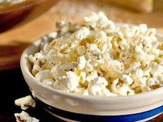 Sweeten popcorn without the wasted calories