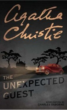 """Agatha Christie's website. Find info on """"The Unexpected Guest"""" and all things Agatha!"""