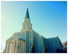 """Houston LDS Temple  - MormonFavorites.com  """"I cannot believe how many LDS resources I found... It's about time someone thought of this!""""   - MormonFavorites.com"""