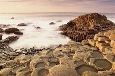 16 views of Ireland that will make you want to book your ticket.  1.  Giant's Causeway - Provided by Webedia SAS