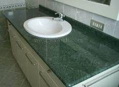 Risultati immagini per Bagno con lavabo e mensola marmo | Arte ...