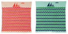 Adorable boat blanket for baby #nautical $96