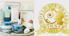 ...and the winner is... !QMS Medicosmetics wurde zur weltbesten Spa Marke gewählt! Die tollen Produkte finden Sie auf   http://www.best-kosmetik.de/marken/qms-medicosmetics/