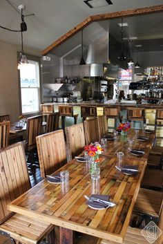 The Treehouse in East Nashville features a menu that is always a little different and fresh. With seating for 40+ people, expect a cozy atmosphere, just like home!