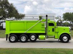 Heavy Duty Trucks, Big Rig Trucks, Semi Trucks, Lifted Trucks, Cool Trucks, Peterbilt Dump Trucks, Peterbilt 379, Custom Big Rigs, Custom Trucks