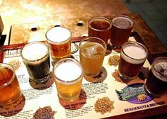 Happy Hour at Tampa Bay Brewing Company