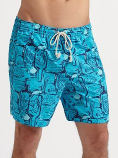 1a5040b419e74b Mens Capri Swim Trunk | Preppy Love | Pinterest | Lilly pulitzer ...