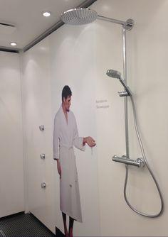 #Raindance Showerpipe